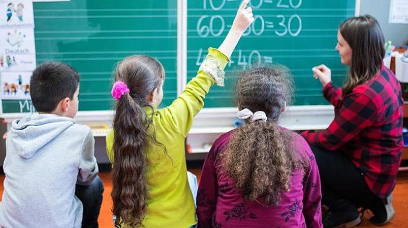 Общество: Больше всего на образование тратят в Гамбурге