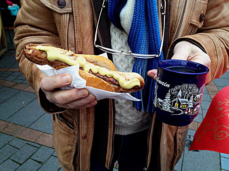 Общество: В Германии подорожает уличная еда