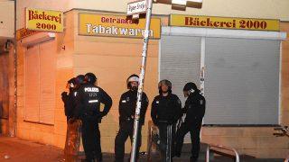 Левые экстремисты начали охоту на полицейских