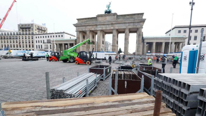Общество: Берлин примет дополнительный меры безопасности в новогоднюю ночь