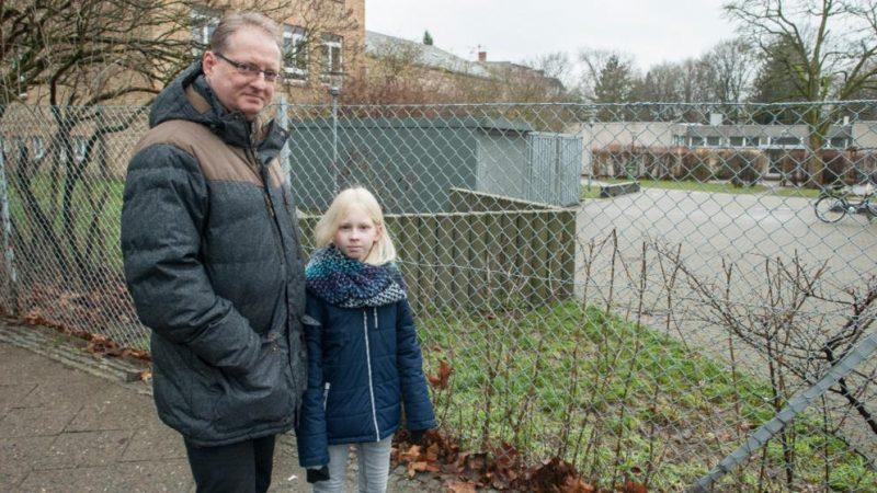 Общество: В Берлине дети учатся в здании, содержащем опасные химические вещества