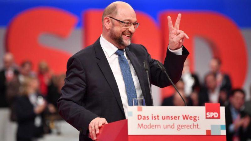 Политика: Шульц хочет превратить Евросоюз в «Соединенные Штаты Европы»