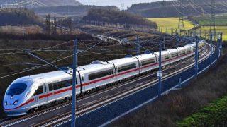 Высокоскоростной поезд Берлин-Мюнхен сломался в первый день работы