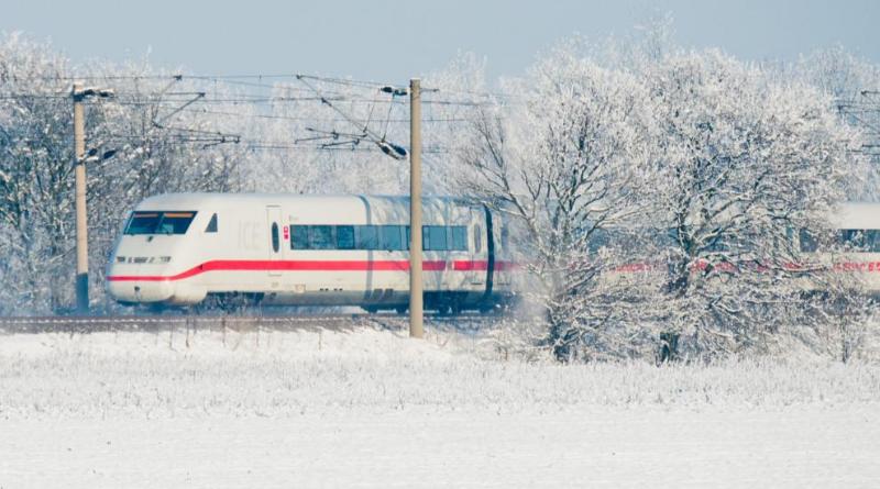 Общество: Дойче Бан предупреждает: на выходных поезда будут ходить с опозданием