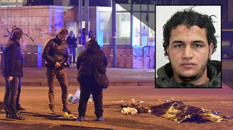 Общество: Власти следили за террористом Анисом Амри с 2015 года, но так и не задержали его