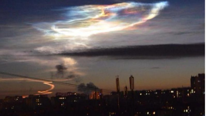 Отовсюду обо всем: Россия стала причиной необычных небесных явлений в странах Европы