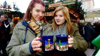 Могут ли подростки пить глинтвейн на рождественской ярмарке?
