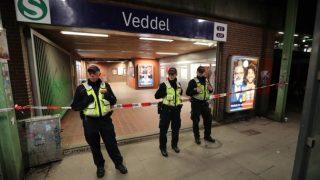 На железнодорожной станции Гамбурга прогремел взрыв