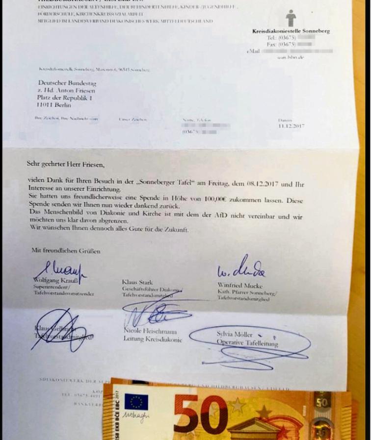 Общество: Благотворительные организации не принимают пожертвований от АдГ рис 2