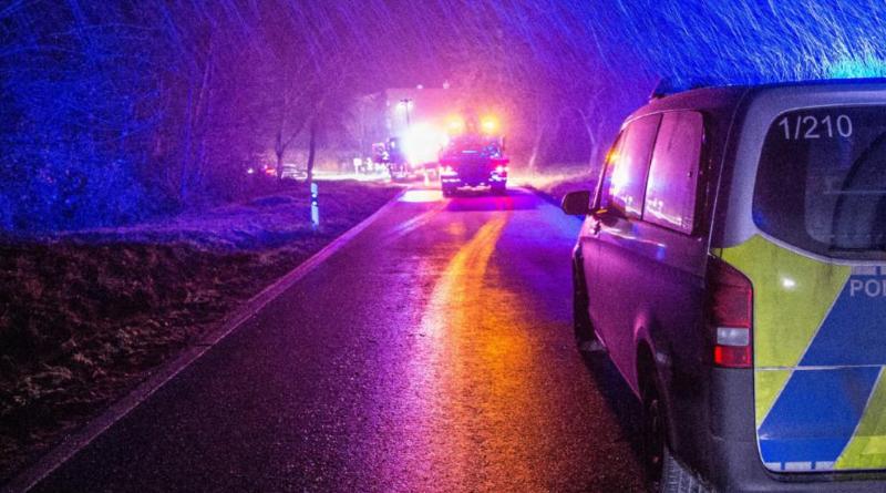 Погода: Минусовая температура и осадки: на дорогах Германии будет небезопасно