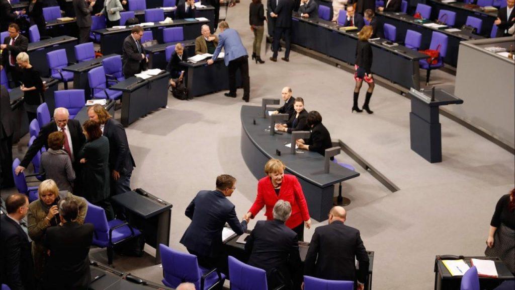 Политика: Германия останется без правительства до марта