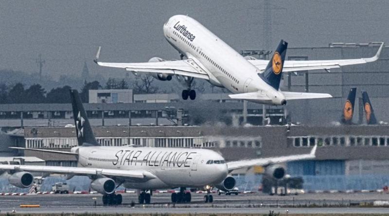 Общество: Резкий рост цен на авиабилеты: эксперты обвиняют Lufthansa