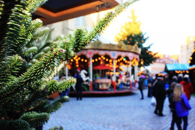 Погода: Перед Рождеством будет тепло, но дождливо