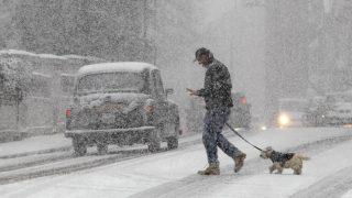 В выходные в Германию придет настоящая зима