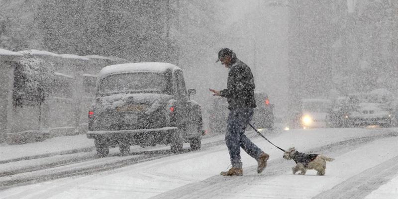 Погода: В выходные в Германию придет настоящая зима