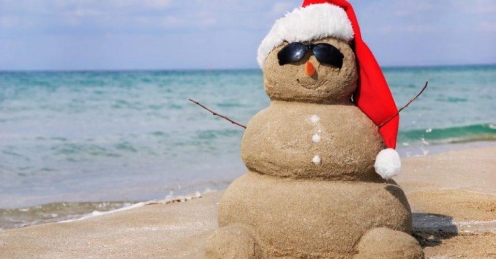 Погода: На Новый год в Германии ожидается до +14°С