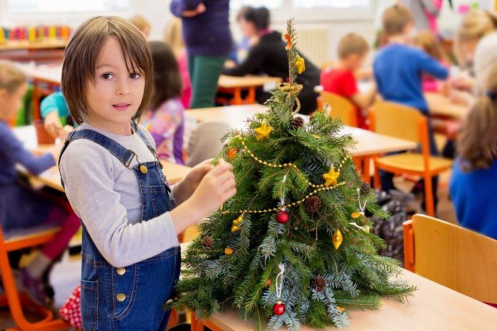 Общество: Гимназия перенесла празднование Рождества из-за мусульманских учеников
