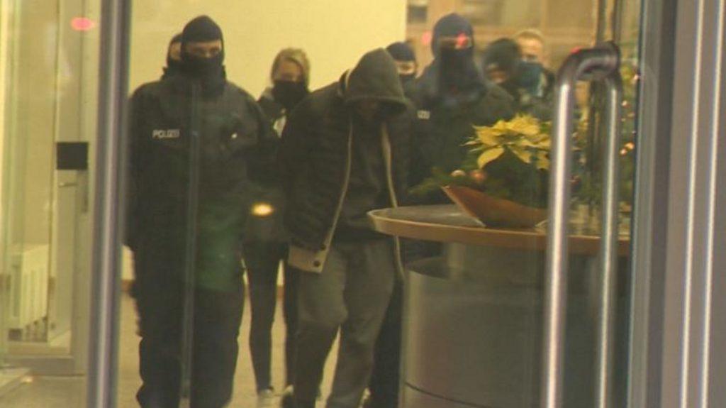 Закон и право: Задержан мужчина, помогавший террористам покидать Германию