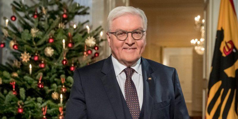 Политика: Штайнмайер призвал немцев доверять политикам