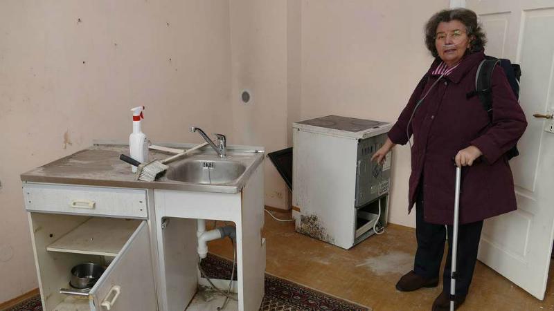 Общество: Помогая беженцам, женщина понесла огромные убытки