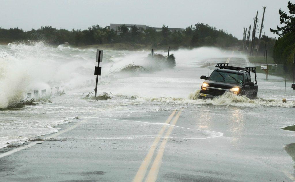 Происшествия: Самые страшные ураганы в истории Германии