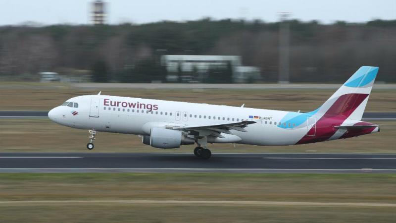 Деньги: Eurowings предлагает скидки. В Германии началась ценовая война
