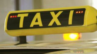 Знак на крыше такси светится красным цветом: что это значит?