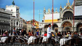 Осторожно, Венеция: скромный обед за €1100!