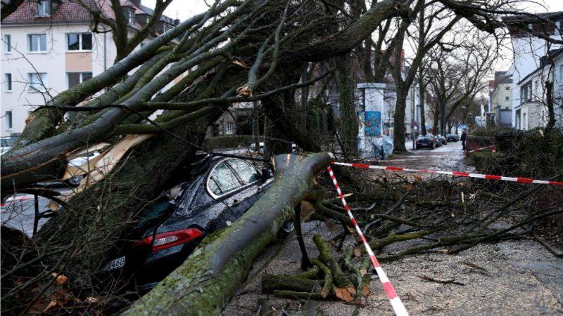 Происшествия: Последствия урагана «Фредерике»: минимум шесть погибших
