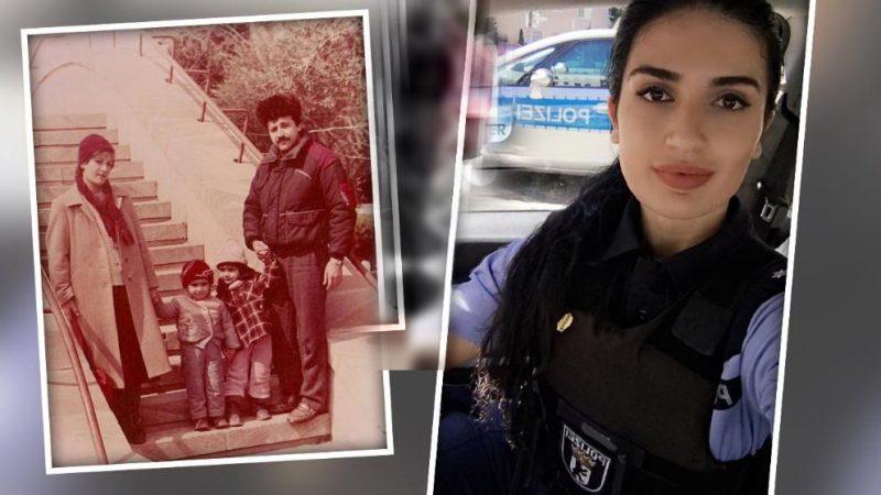 Общество: «В 15 лет я не знала немецкий, теперь я – комиссар полиции»