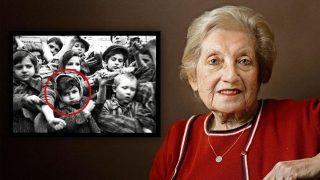 «Я та девочка, что изображена на известном фото из Освенцима»