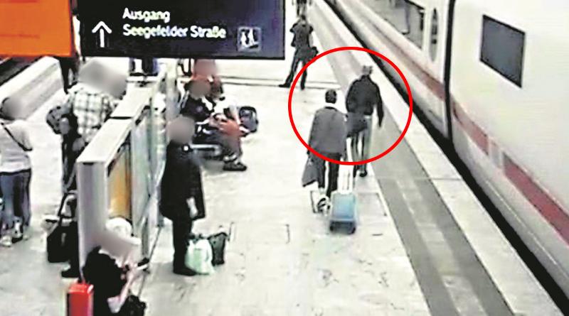 Общество: Пассажиров Дойче Бан обворовывают польские карманники