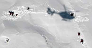 В Баварии сошли три лавины: пострадало пять человек