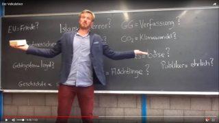 Учитель пропагандирует в школе антисемитизм
