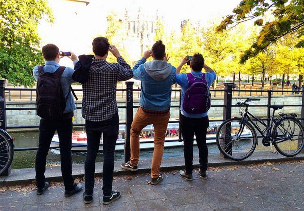 Общество: В Германии отмечается рекордный рост туризма