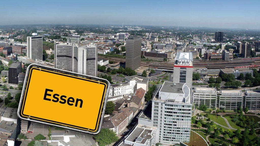 Досуг: Прейскурант: достопримечательности Германии – Эссен