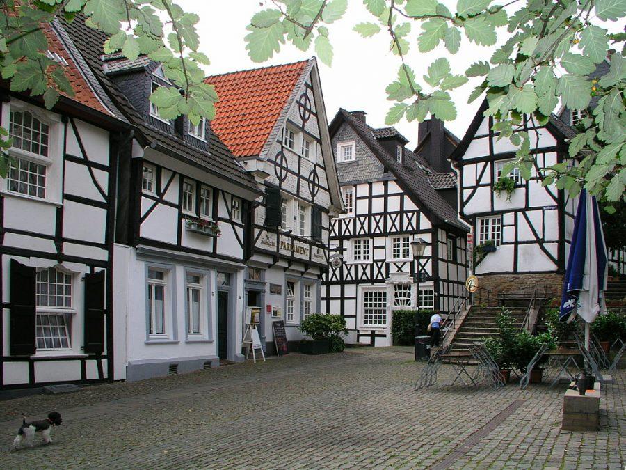 Досуг: Прейскурант: достопримечательности Германии – Эссен рис 7
