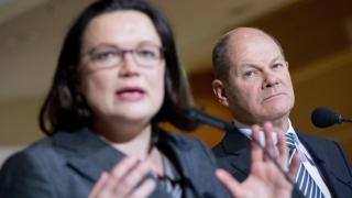 СДПГ стремительно теряет авторитет среди избирателей