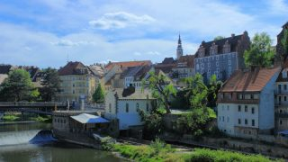 Романтические города Германии: Гёрлиц