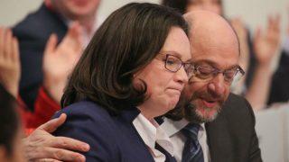 СДПГ стремительно теряет популярность среди избирателей