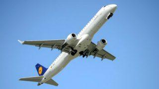 Пилот Lufthansa по ошибке поднял тревогу