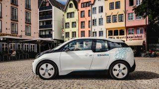 DriveNow: кооперативный автомобиль всего за €4,99