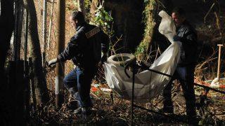 В Берлине найден человеческий скелет