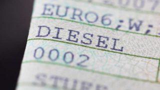 Запрет дизелей: как узнать уровень выбросов своего автомобиля?