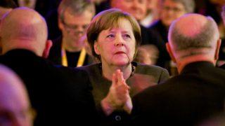 Молодые члены ХДС восстали против Меркель