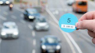 Когда на дизельных автомобилях появится синяя наклейка?