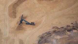 Германия столкнулась с дефицитом песка