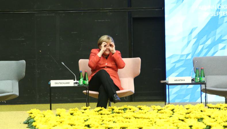 Колонки: Как мир воспринимает Ангелу Меркель