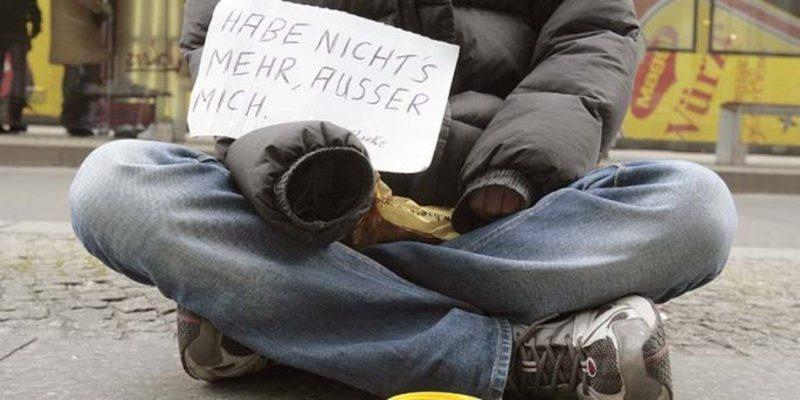 Общество: Бездомные – вторая проблема Германии после беженцев