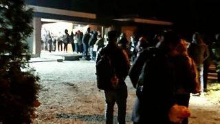 Миграционное ведомство в округе Клеве: 14 часов ожидания на морозе